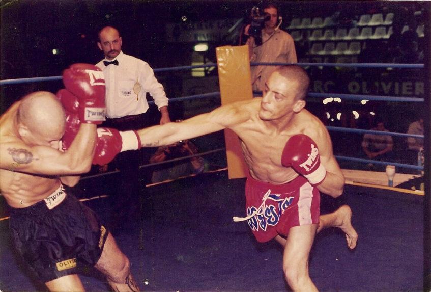 """igor ronchi"" combattimento professionista campione bronxgym cesena"